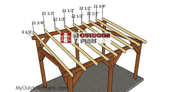 Fitting-the-rafters-to-the-carport-structure