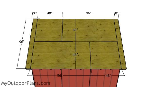 Roof sheets 2