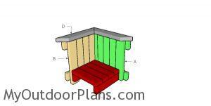 Building a 2x4 planter box