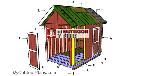 Building-a-8x10-heavy-duty-shed