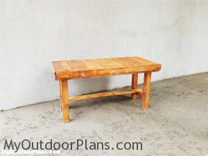 DIY-Simple-Seat-Bench