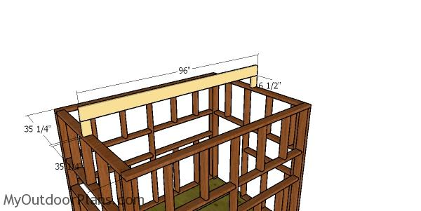 6x8 Deer Blind Plans Myoutdoorplans Free Woodworking