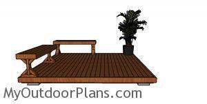 2x4 Deck Plans