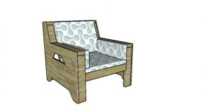 2×4 Outdoor Chair Plans