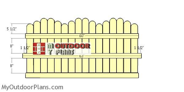 Backrest-supports---adirondack-bench