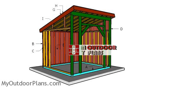 Building-a-12x14-run-in-shed