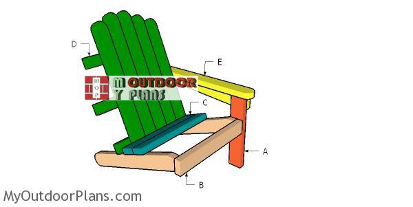 Building-a-2x4-adirondack-chair