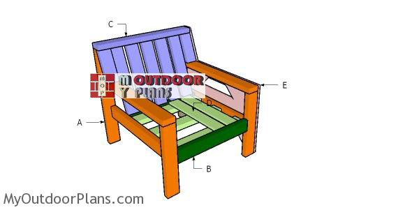 Building-a-2x4-outdoor-chair