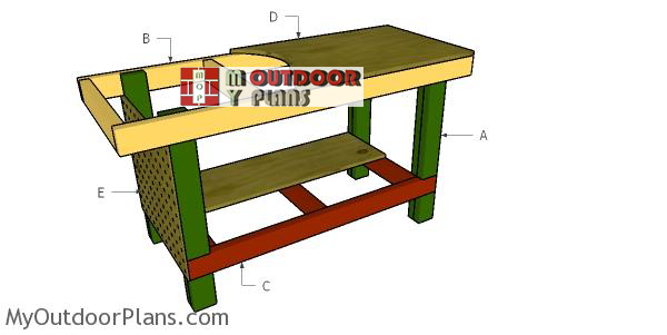 Building-a-2x4-workbench