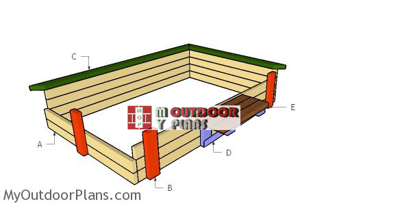 Building-a-raised-garden-bed-from-2x4s