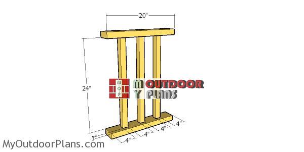 Building-the-railings