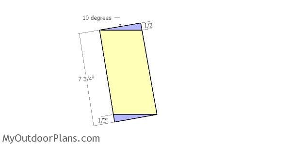 Corner supports