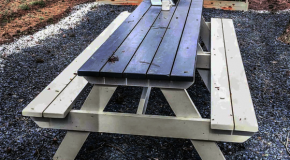 DIY 10 ft Picnic Table