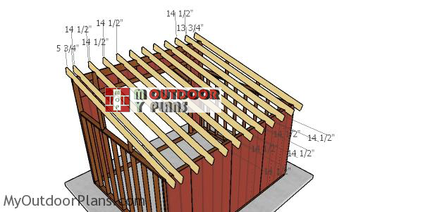 Fitting-the-rafters---12x14-run-in-shed