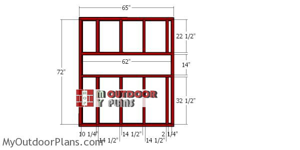 Front-wall-frame-2x4