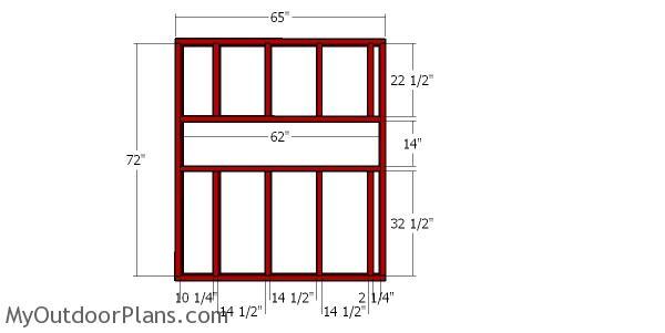 5x6 Deer Blind Plans Myoutdoorplans Free Woodworking