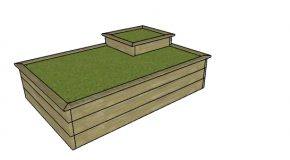 Raised Flower Bed Plans