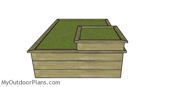 Raised Flower Bed Plans Free