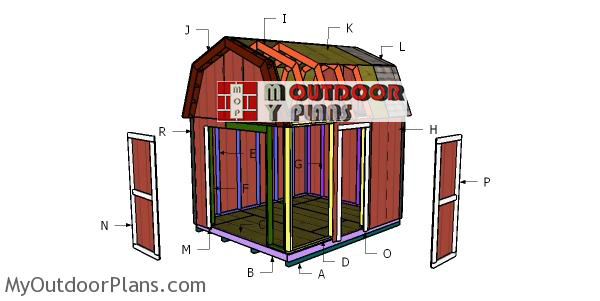 Building-a-10x12-barn-shed