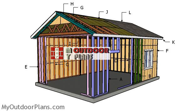 Building-a-16x24-detached-garage