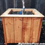 DIY Tree Planter
