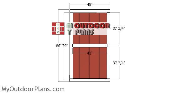Double-front-doors