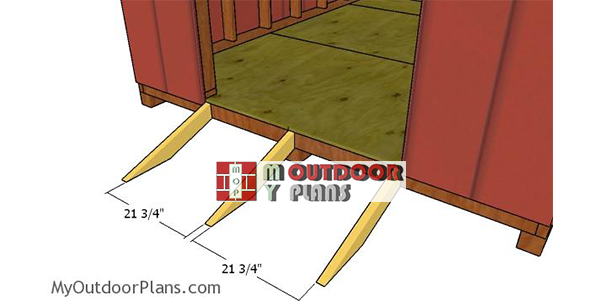 Fitting-the-ramp-joists
