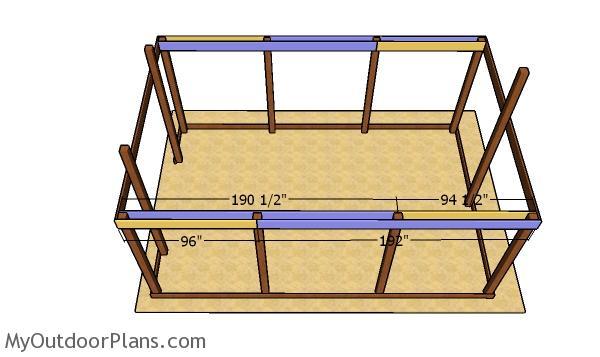 Side band beams