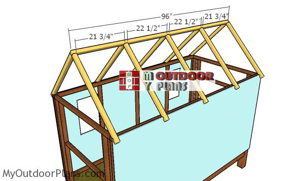 Assembling-the-roof-structure