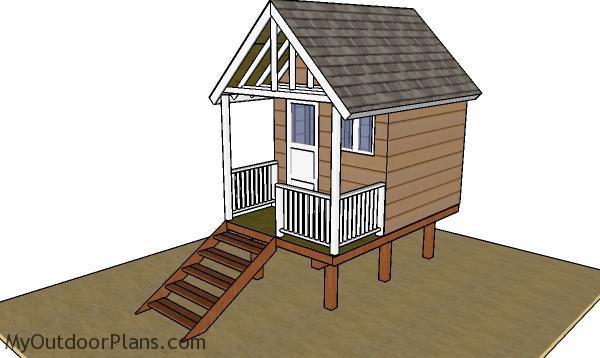 Beach Hut Plans