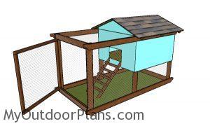 Chicken coop plans free