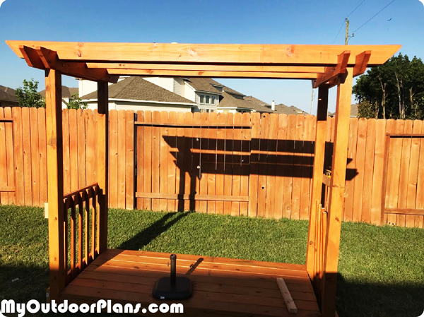 Arbor Swing – DIY Project