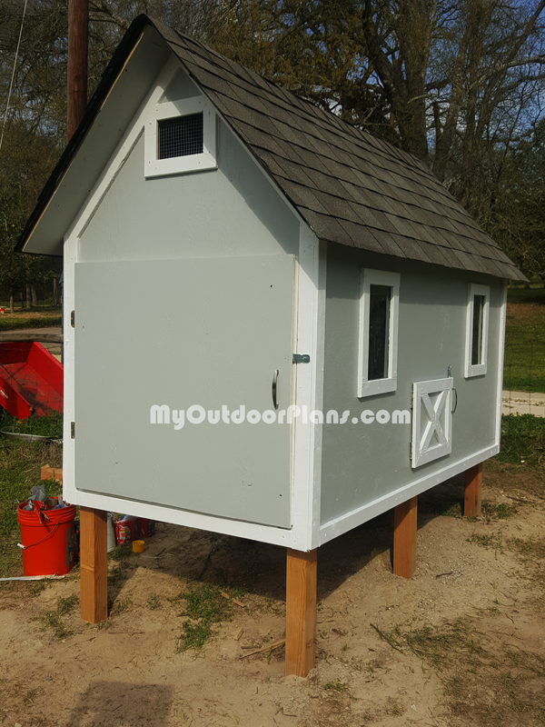 DIY-Simple-Chicken-Coop