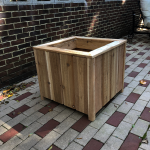 How to Build a Tree Planter