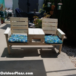 Jack and Jill Bench – DIY Project