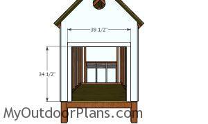Large door jambs