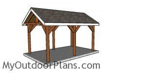 10x16 pavilion pavilion