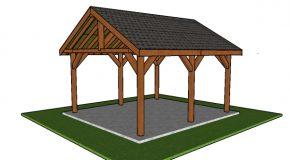 16×18 Pavilion Plans – Free Diy Guide