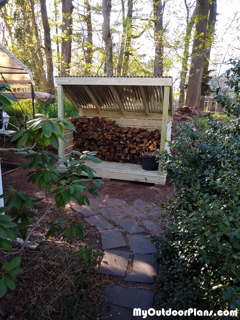 Woodshed - Step by Step How to Project