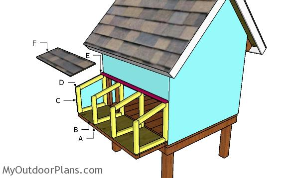 Building a nesting box