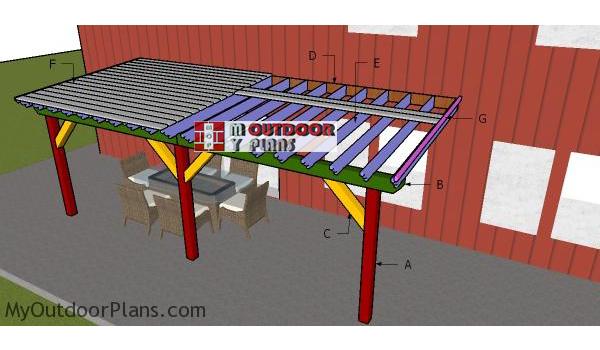 Patio Cover Plans Myoutdoorplans, Plans For Patio Cover