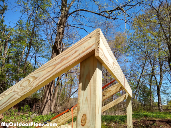 Building-a-wood-shed