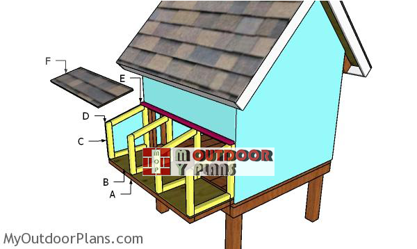 Building-nesting-box-for-4x4-coop