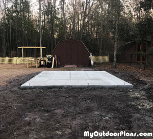 Concrete-slab-for-the-shed