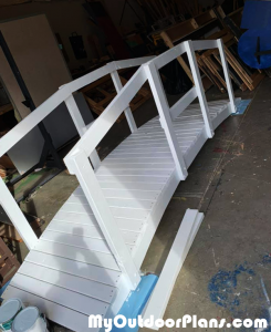 DIY-Arched-Garden-Bridge