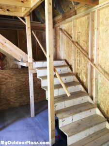 DIY-Shed-Stairs-for-loft