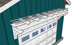 Garage Pergola Plans