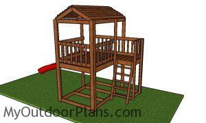Outdoor Fort Plans