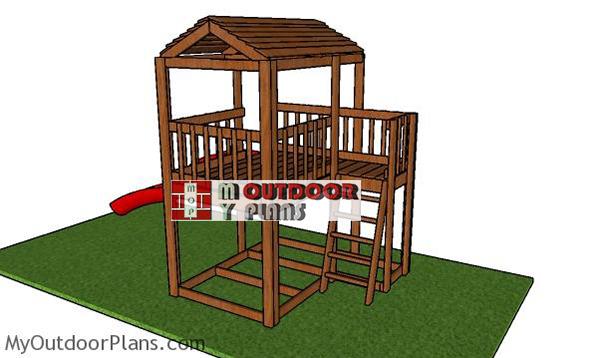 Outdoor-fort-plans