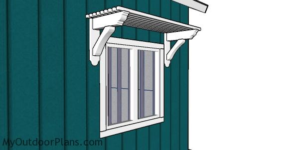 Window Trellis Plans
